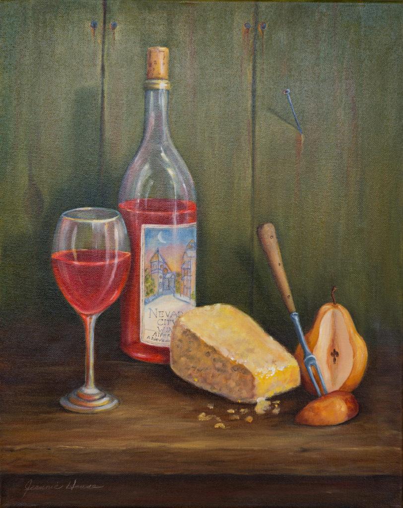 Alpenglow Wine