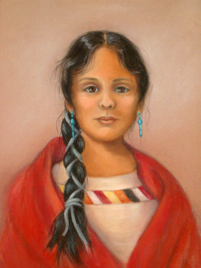 Indian Maiden 2