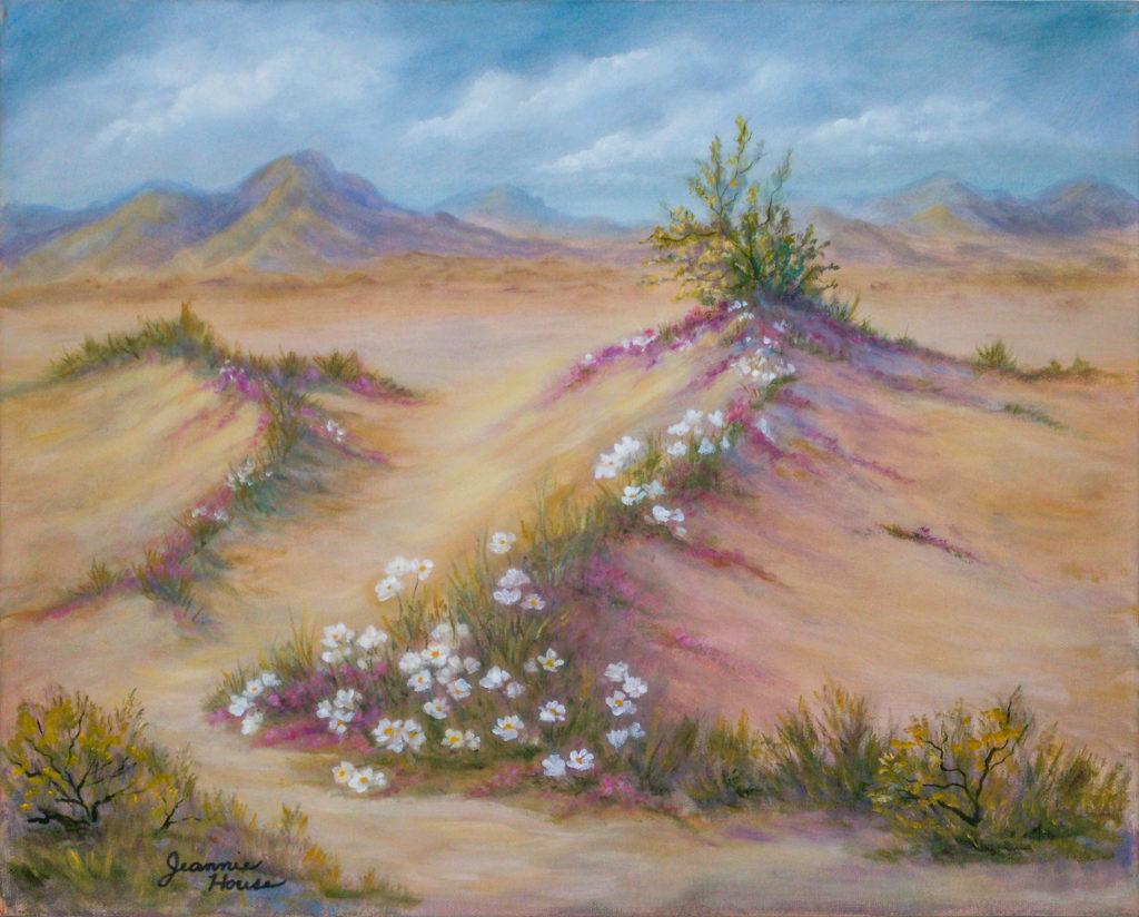 Flowering Dunes