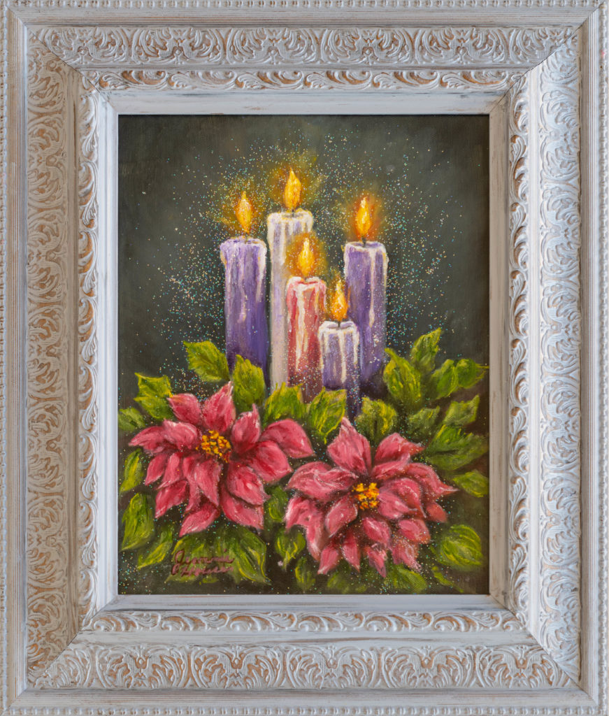 Advent (In Frame)